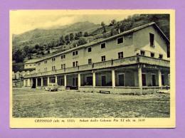 Crissolo - Saluti Dalla Colonia Pio XI - Italie