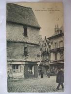 19112016 -  37  -  TOURS    -  VIEILLES MAISONS PRES DES HALLES  - - Tours