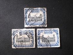 PERU  1905 Municipal Board Of Health Building - Peru