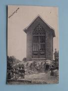 O.L.-Vrouwkapelletje Langs De Baan CONGO ( Missiën Van Scheut) Anno 1931 ( ZIE Foto Details / Ook Achterzijde ) !! - Congo - Kinshasa (ex Zaire)