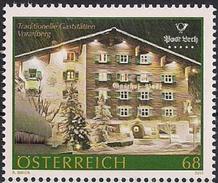 "2016 Austria Mi. 3296**MNH       Hotel ""Gasthof Post"", Lech Am Arlberg - 1945-.... 2. Republik"