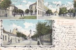 Gruss Aus Jedlersdorf Austria 1905