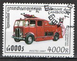 CAMBOGIA - 1997 - Mack Truck Co., 1953 - USATO - Kambodscha