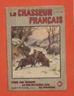 Revue Le Chasseur Français N° 660  -  Févier 1952 - Fischen + Jagen