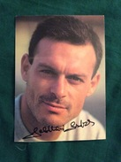Cartolina Salvatore Schillaci Con Sul Retro Annullo Finale Coppa Italia 91-92 Parma-Juventus 14-5-1992 - Fútbol