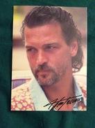 Cartolina Stefano Tacconi Con Sul Retro Annullo Finale Coppa Italia 91-92 Parma-Juventus 14-5-1992 - Fútbol