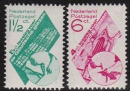 Nederland   .     NVPH   .     238/239       .      *        .        Ongebruikt Met Gom .     /       .    Mint-hinged - Unused Stamps
