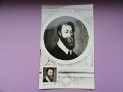 CARTE MAXIMUM CARD SCULPEUR BENVENUTO CELLINI ROUMANIE - Maximumkaarten