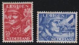 Nederland   .     NVPH   .     402/403      .      *        .        Ongebruikt Met Gom .     /       .    Mint-hinged - Unused Stamps