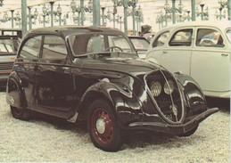 AUTOMOBILES : Peugeot Type 202 De 1939 (Musée National De L'Automobile De Mulhouse) - Passenger Cars