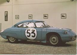 SPORT AUTOMOBILE : Panhard CD Le Mans 1962 - Le Mans