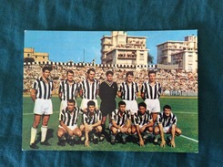 Cartolina Juventus 1967-68 - Calcio