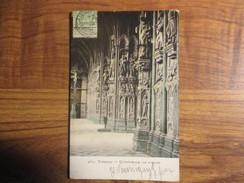 CP Tournai - Cathédrale Le Porche - Zonder Classificatie
