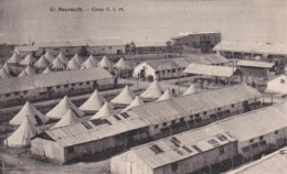 Lebanon Beyrouth Camp Millitaire Military Camp - Lebanon