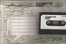 CASSETTE POSTE  IRLANDAISE 15 MINUTES - Timbres