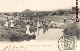 SOUTH AFRICA A SCENE NEAR RUSTENBURG TRANSVAAL AFRIQUE DU SUD 1900 - Afrique Du Sud