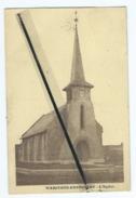 CPA  Rétrécit - Warfusée Abancourt - L'église - Other Municipalities