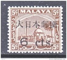 Selangor  Japanese  Occupation  N 33   ** - Selangor