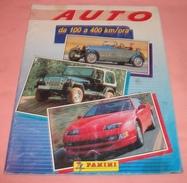 ALBUM Figurine AUTO -Edizione PANINI 1991 (191112) - Panini