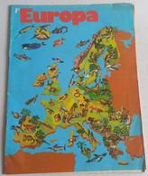 ALBUM Figurine EUROPA -Edizione EDIBOY (191112) - Adesivi