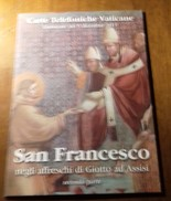 VATICANO 2011  SAN FRANCESCO CARTE TELEFONICHE VATICANE FIOR DI STAMPA