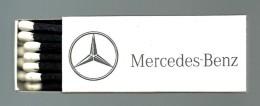 Mercedes-Benz - Matchbox Boite D' Allumettes Caixa De Fósforos Caja De Cerillas- 5 Scans - Boites D'allumettes