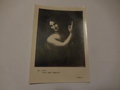Photo  Vinci  Saint Jean Batiste   ( Signée J E Bulloz ) - Illustrators & Photographers