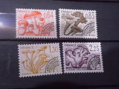 1979 - Préoblitérés - N°158 à 161 - Neuf ** - 1964-1988