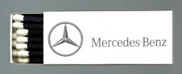 Mercedes-Benz - Matchbox Boite D' Allumettes Caixa De Fósforos Caja De Cerillas- 4 Scans - Matchboxes