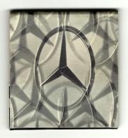 Mercedes-Benz - Matchbox Pochette D' Allumettes Carteira De Fósforos Caja De Cerillas- 3 Scans - Boites D'allumettes