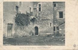 Environs De Crémieu (38 - Isère) Chateau Du Beptenoud (maison Forte) édit Vve Duma - écrite Par La Comtesse De ? - Crémieu