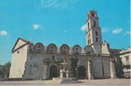 AKCU Cuba - Havana - San Francisco Convent And Square - Postkaarten