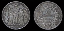 France 10 Francs 1966- Hercules - France