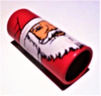 PAI NATAL Santa Claus Père Noël - Matchbox Boite D' Allumettes Caixa De Fósforos Caja De Cerillas- 4 Scans - Luciferdozen