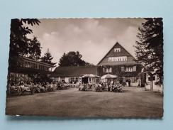 Waldrestaurant - Hotel DIEPESCHRATHER - Mühle Bei Köln-Dellbruck ( Cramers ) Anno 1959 ( Zie Foto Details ) !! - Hotels & Restaurants