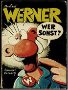 Comics Brösel WERNER  Wer Sonst?  -  Semmel Verlag 1987 - Werner