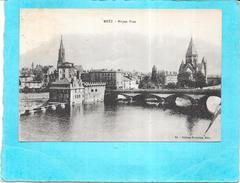 METZ - 57 - Moyen Pont  - ENCH0616 - - Metz