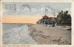 Laurel Beach, Shore Front, Milford, Connecticut CT - New Haven