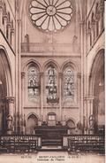 G , Cp , 95 , BOISSY-l'AILLERIE , Intérieur De L'Église - Boissy-l'Aillerie