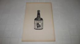 VIN TONIQUE MARIANI - COCA DU PEROU - PUBLICITE DE 1897 ISSUE DE L'ALBUM MARIANI DES FIGURES CONTEMPORAINES - - Advertising