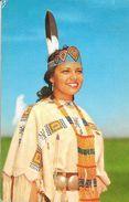 Indian Maid - Color By Bob Taylor - Indiens De L'Amerique Du Nord