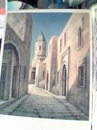 2 CARD LIBIA LIBYA  ITALIANA  TRIPOLI  ILLUSTRATA DANDOLO BELLINI  N1940 FV8852 - Libia