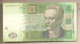 Ucraina - Banconota Circolata Da 20 Hryina - 2005 - Ukraine