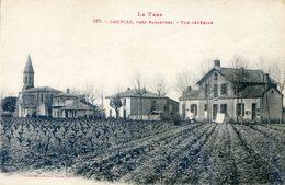 Tarn - Loupiac - Près Rabastens - Vue Générale - France