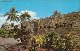 Le Royal Tahitien Hotel And Gardens, Tahiti - Französisch-Polynesien