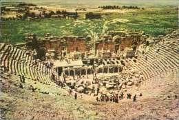 Hierapolis, Harabeleri, Pamukkale, Odeon, 1987 - Turquia