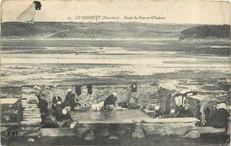 LE CONQUET - Doué De Prat-ar-C'halvez,le Lavoir. - Le Conquet
