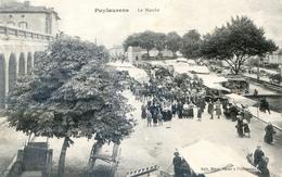 Tarn - Puylaurens - Le Marché - Puylaurens