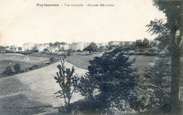 Tarn - Puylaurens - Vue Générale - Altitude 350 Metres - Puylaurens