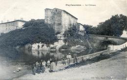 Tarn - Puylaurens - Le Chateau - Puylaurens